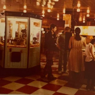 Casino Rides and stalls from the 1970s