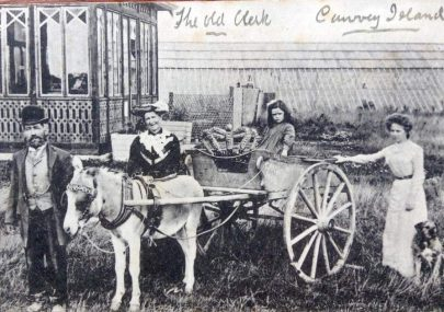 The Old Clerk