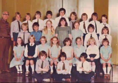 1977 St Josephs Group Photo