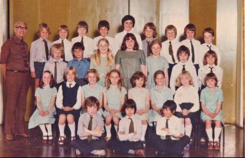 St Josephs School Photo