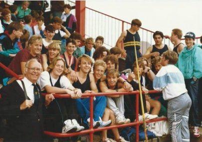 1987 Futherwick - Athletes