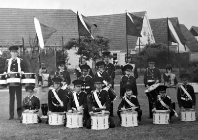 Canvey Island Drum Corps