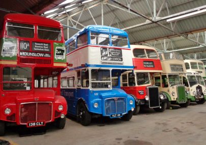 3 - Canvey Bus Museum's first newsletter of 2021.