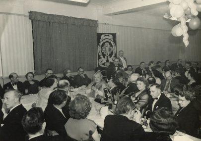 Chamber of Trade Dinner Dance 1956