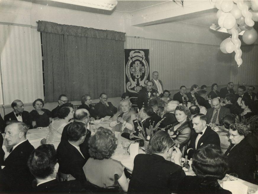 Chamber of Trade Dinner Dance 1956 | Jose Joseph