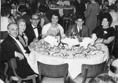 Cricket Club Dinner Dance 1968