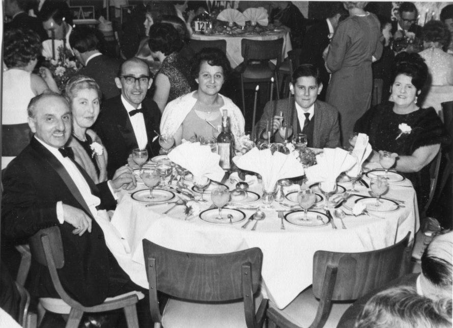 Cricket Club Dinner Dance 1968 | Jose Joseph