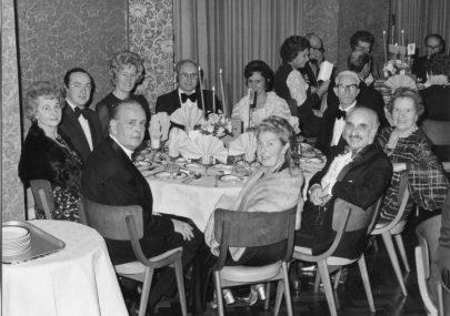 Chamber of Trade Dinner 1976