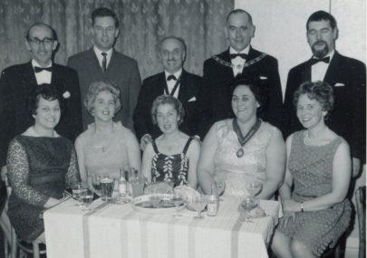 Chamber of Trade Dinner Dance 1968