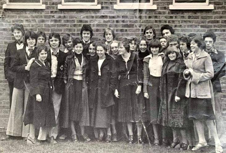 Mr Taylors Class 1976