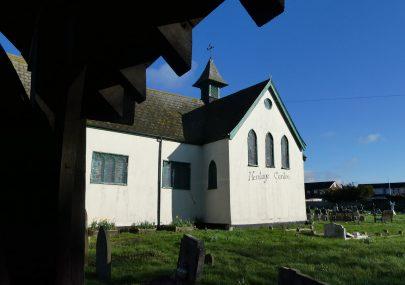 Short walk round St Katherines