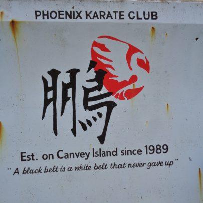 Phoenix Karate Club.
