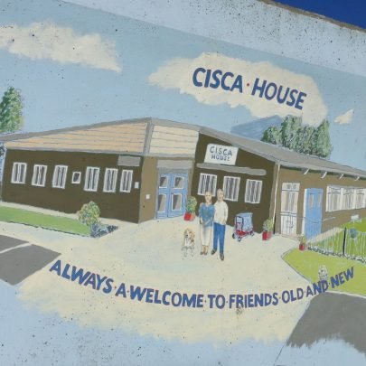 CISCA House.   J.Walden