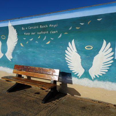 Friends of Concord Beach.   J.Walden