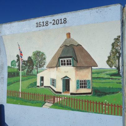400 year anniversary of the Dutch Cottage Museum.   | J.Walden