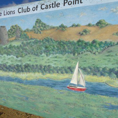 Castle Point Lions.   J.Walden
