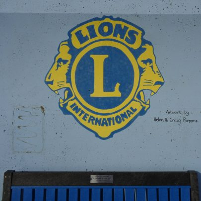 Lions International. | J.Walden