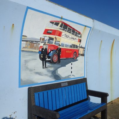 A reminder of Canvey Bus Museum. | J.Walden