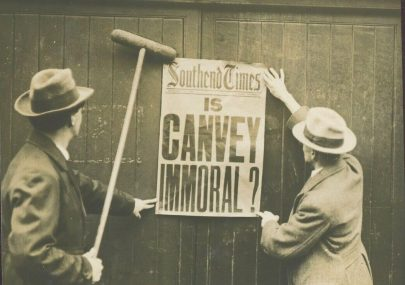 Is Canvey Immoral?