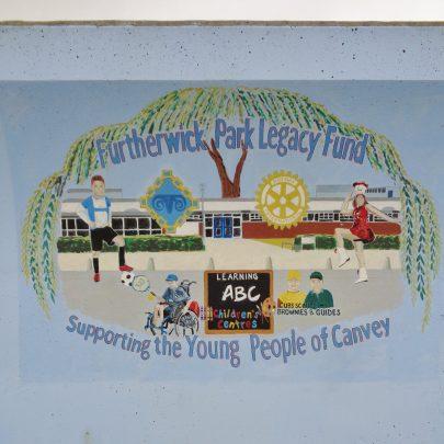 Furtherwick Park Legacy Fund. | J.Walden