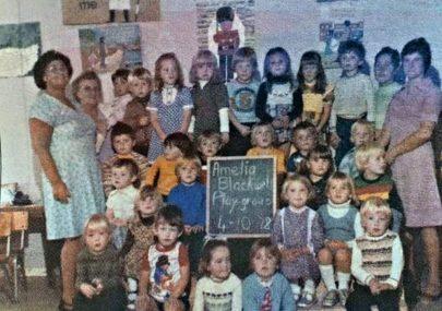 Amelia Blackwell Playgroup 1978