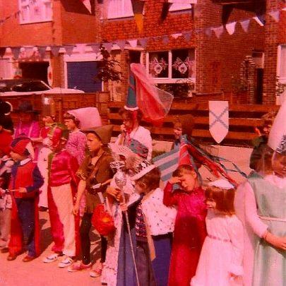Westwood Road - 1977 Silver Jubilee