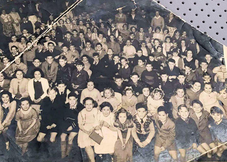 Group photo c1959