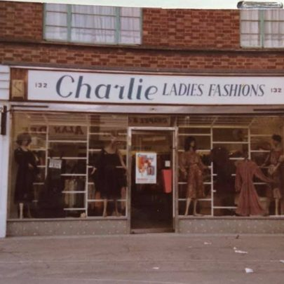 The shop in Furtherwick Road. Formally Tremains