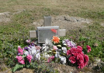 New Burial Site