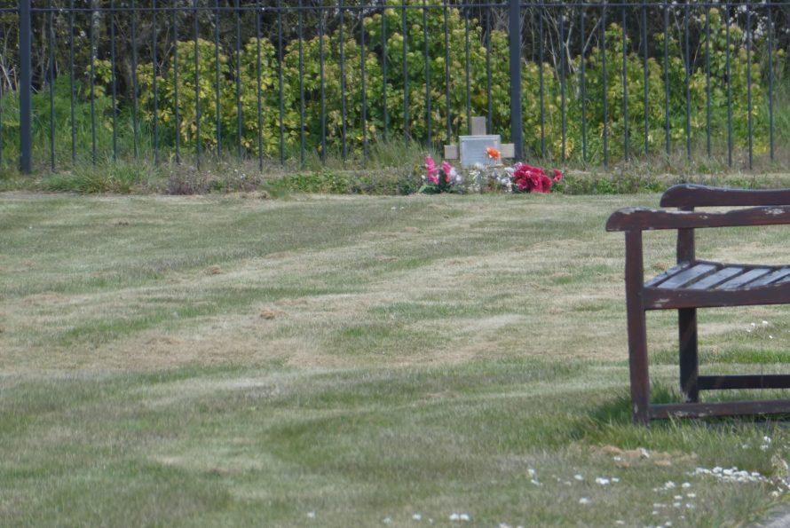 New Burial Site | Janet Penn
