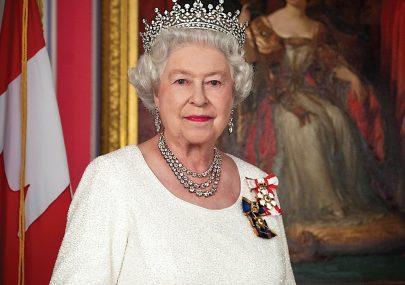 1 - Queen Elizabeth II