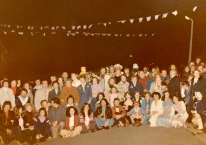 1977 Silver Jubilee Elm Road