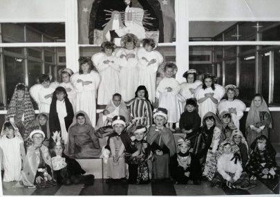 William Read Nativity 1966