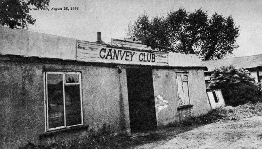 Canvey Club 1956