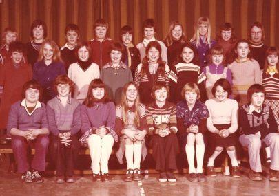William Read School 1976/7