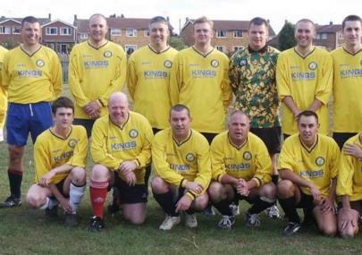 1991 British Legion Football Team