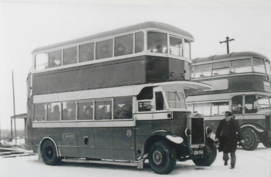 A Canvey Bus
