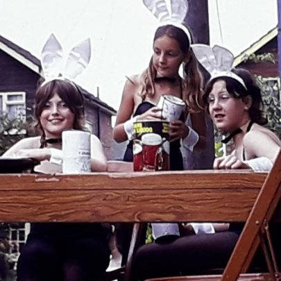Lifeguards 1972 carnival