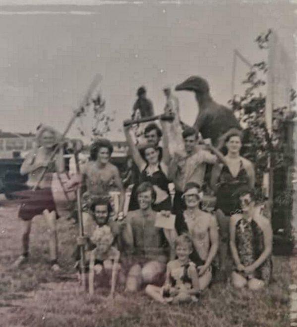 1977 Venture Scout Unit
