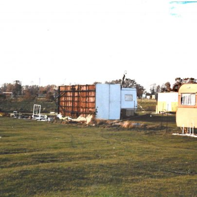 Thorney Bay Camp 1987 Hurrican | Kevin Raven
