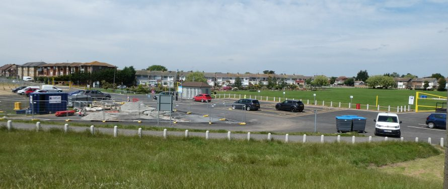 The New Carpark is now ready for visitors