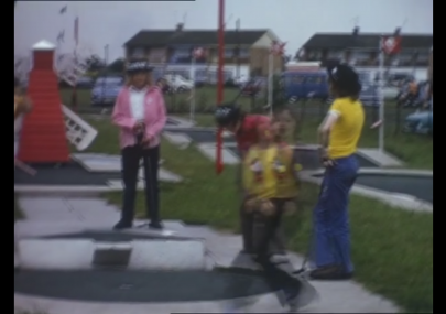 Canvey outing 1973