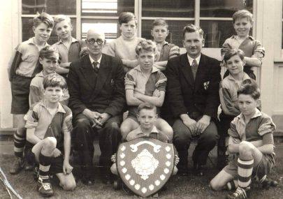 Long Road Primary School 1950s