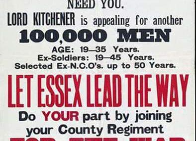 Men of Essex