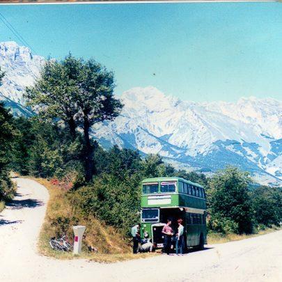 Entrevaux in Switzerland. | John and Richard Gent