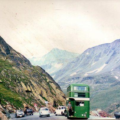 The Grand St Bernard Pass. | John and Richard Gent