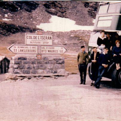 Col de L'Iseran. | John and Richard Gent