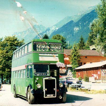 Interlaken in Switzerland. | John and Richard Gent