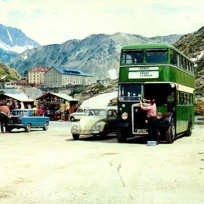 St Gotthard. | John and Richard Gent