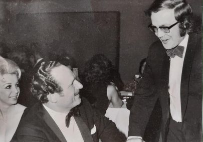 Conservative Annual Dinner about 1970